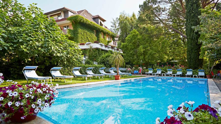 Le nostre piscine hotel juliane - Piscina due pini ...