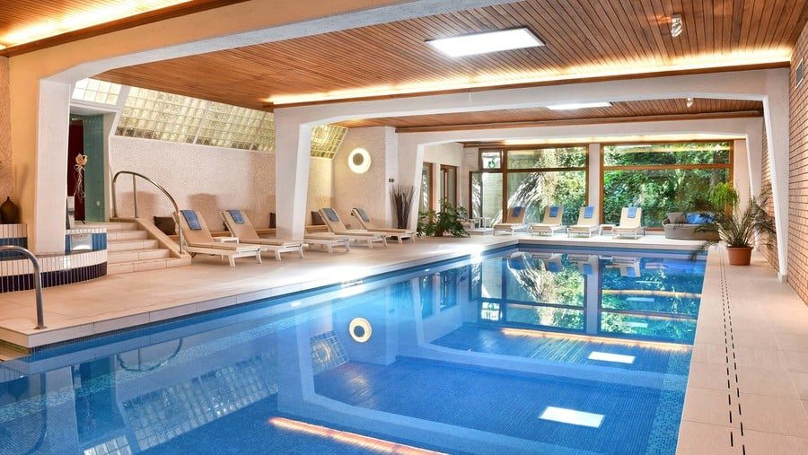 Le nostre piscine hotel juliane - Hotel corvara con piscina interna ...