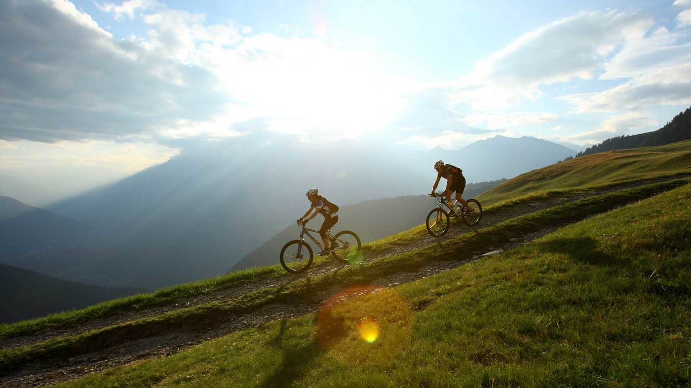 Mountain-Bike Trail Naturnser Alm
